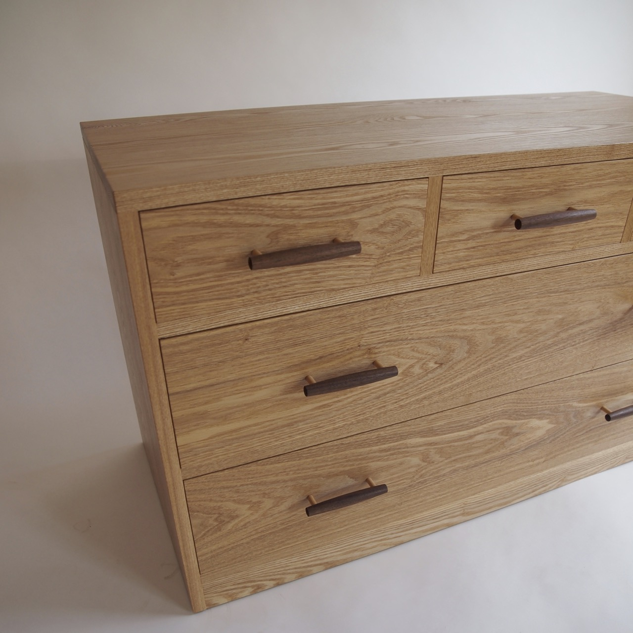 Chest with casters