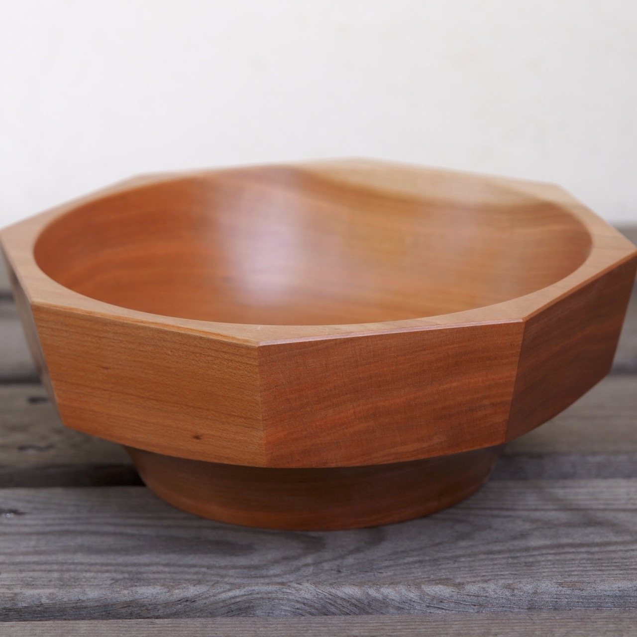 Octagon Bowl